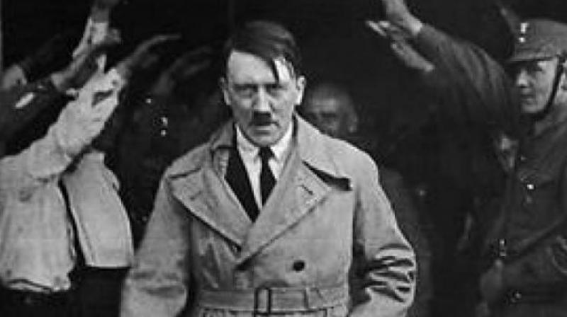 why hitler was a great leader