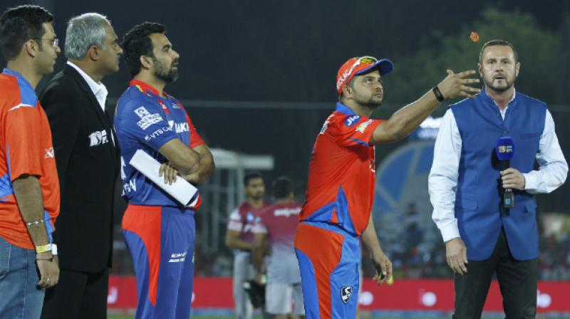 The trio were arrested Thursday at a hotel where the Gujarat Lions and Delhi Daredevils teams were staying after their match in Kanpur on Wednesday. (Photo: BCCI)