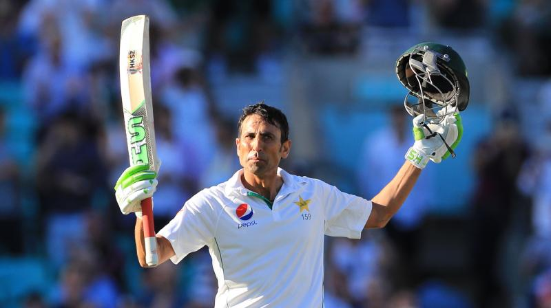Younis Khan, who is currently playing his final international Test match against West Indies, had earlier announced that he would retire from international cricket after the ongoing three-match Test series. (Photo: AP)