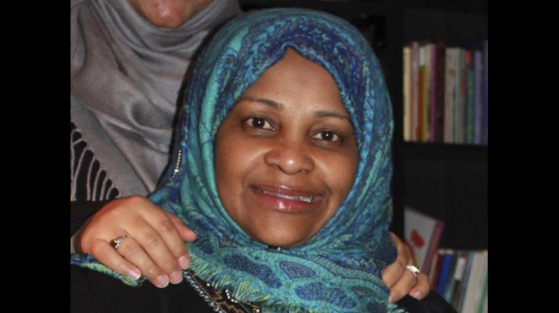 Marzieh Hashemi, was detained by federal agents in St. Louis, Missouri, where she had filmed a Black Lives Matter documentary. (Photo: AP)