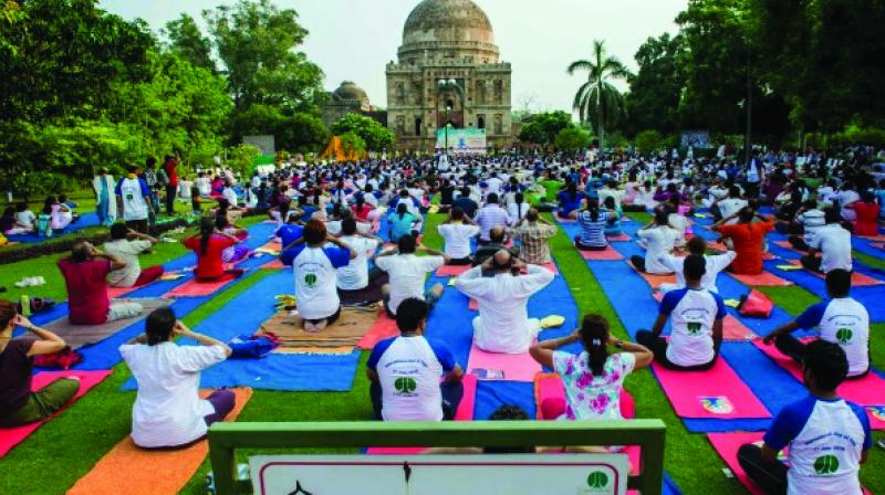 It found that Yoga-CaRe has the potential to be an alternative to conventional cardiac rehabilitation (CR) programmes and address the unmet needs of CR for patients in India and other countries.
