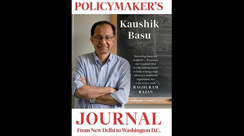 """Policymaker's Journal is in two parts. The first 215-page section, """"The Delhi Years 2009-2012"""", presents an insider's view of India's governance during an exciting period of history. (Image: Amazon)"""