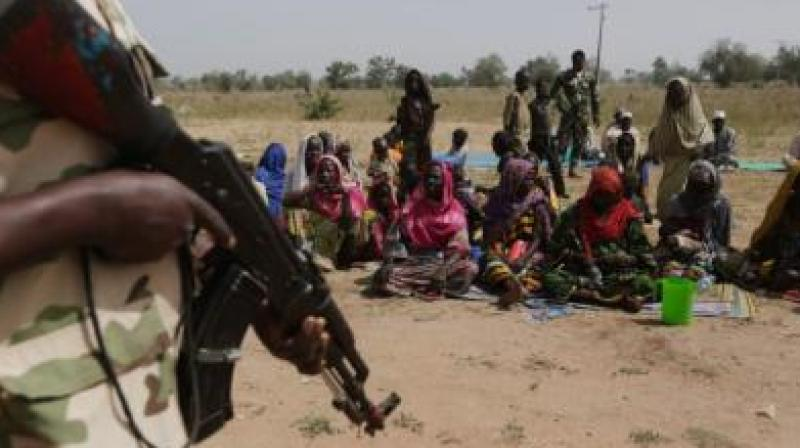 Boko Haram is blamed for killing more than 20,000 people in their eight-year existence. (Photo: Representational/File)