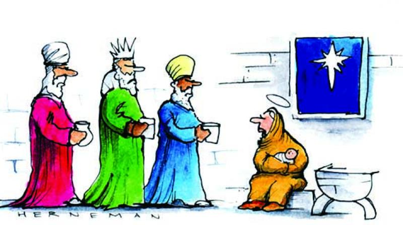 'Wise men? But we've had enough of experts.'