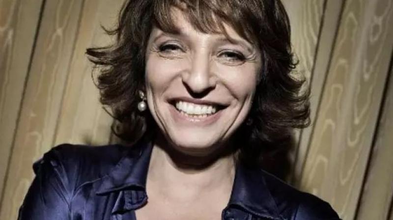 Danish director Susanne Bier poses for a portrait photograph. (Photo:AP)