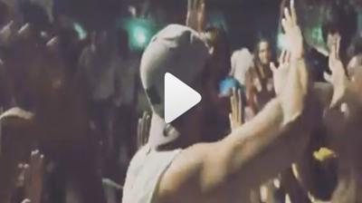 Hrithik Roshan dances like 'Bihari Babu' with 'Super 30' students