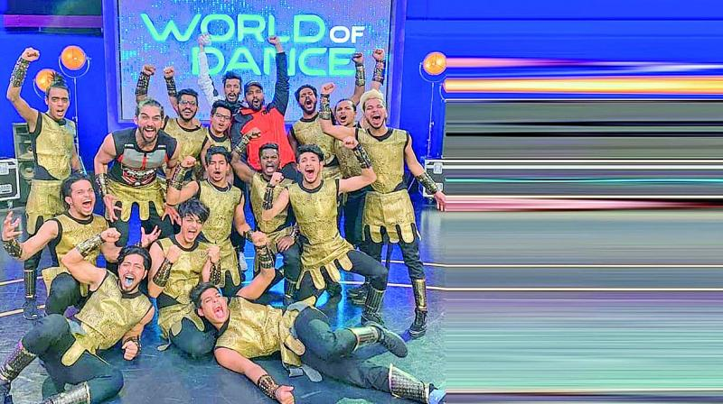 Kings United India shot into the big league when they won the Season 3 of NBC World of Dance last year.
