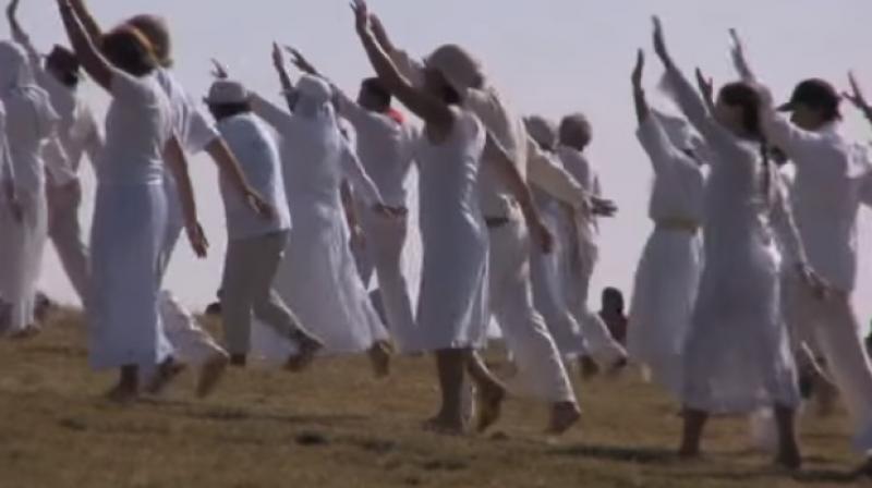 Universal White Brotherhood society. (Photo: Youtube)