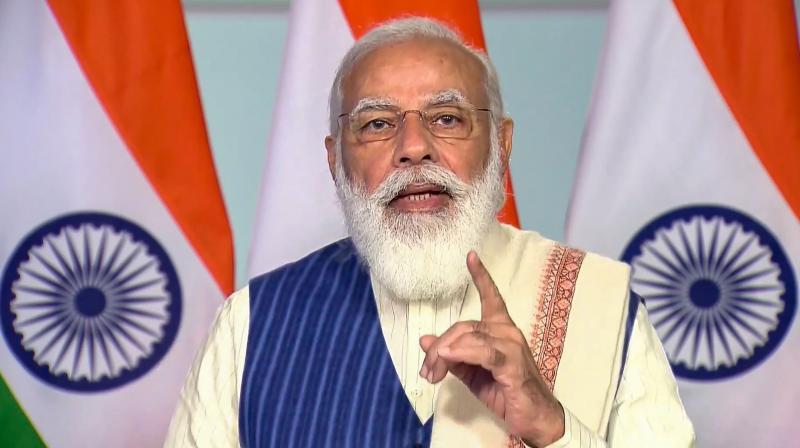 Prime Minister Narendra Modi. (PTI)