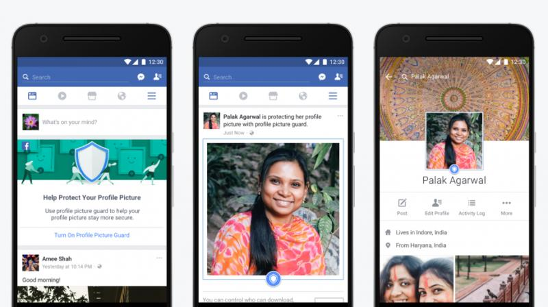 Facebook gives Indians more control over their profile pictures