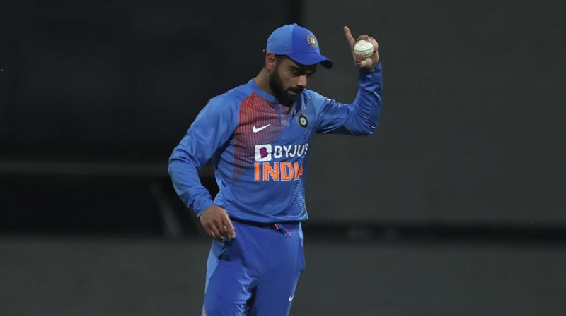 As India suffered a massive defeat against South Africa on Sunday, skipper Virat Kohli said that the decision of opting to bat first was taken in an attempt to get out of their comfort zone. (Photo:AP)