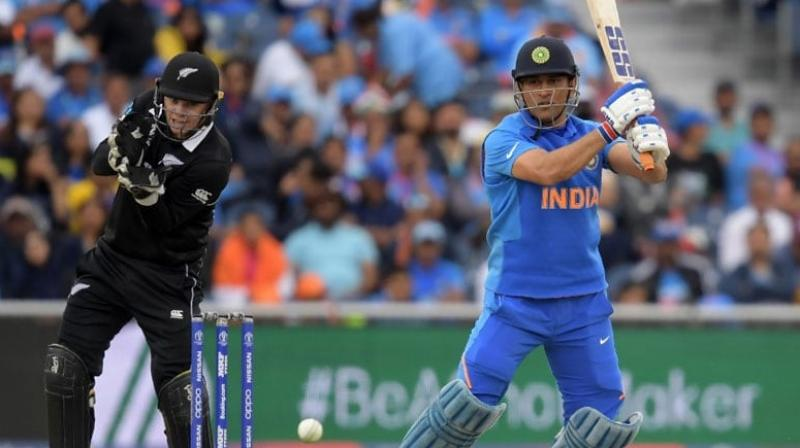 Amid the rumours of Mahendra Singh Dhoni's retirement, a report has come out stating that the veteran has extended his break to make himself unavailable for selection till November. (Photo:AFP)
