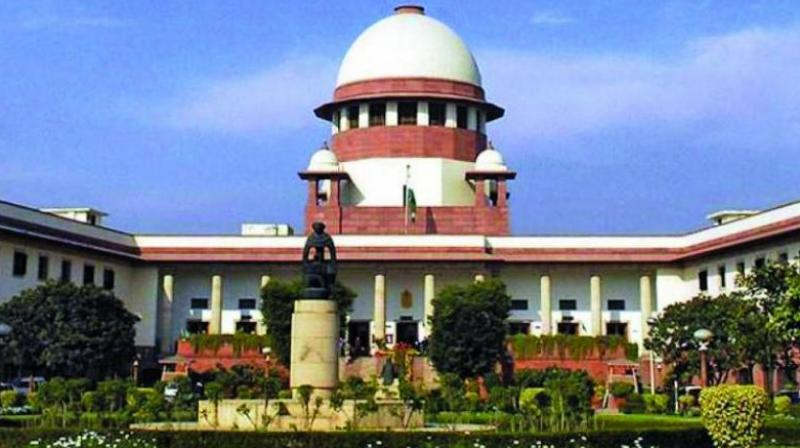 Supreme Court of India (Photo: Asian Age)