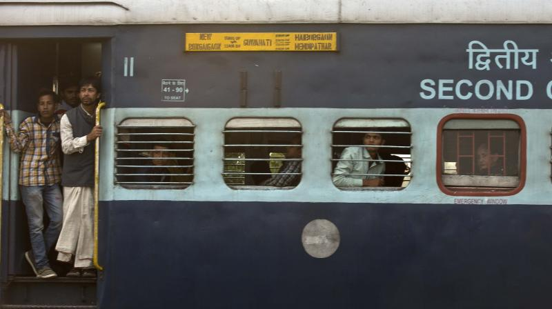 A passenger can send photos related to cleanliness in trains and stations to a central control room to be set up soon, said a senior railway ministry official involved with the cleanliness drive.