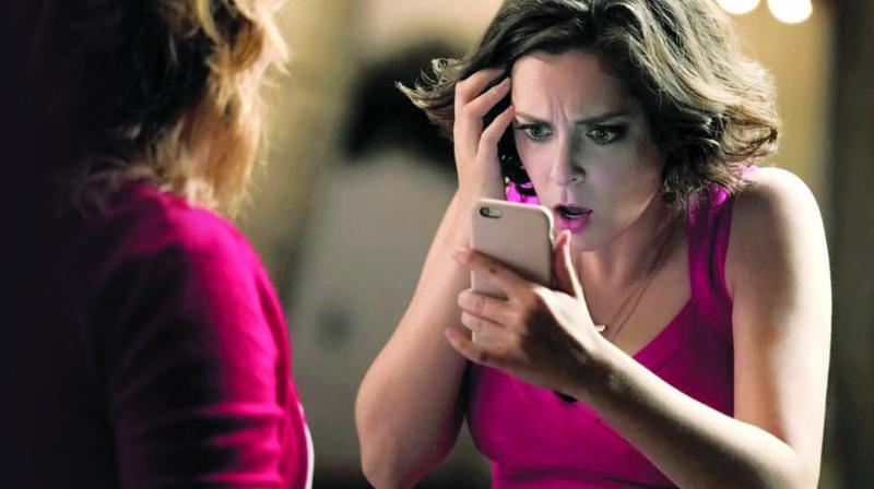 A still from the TV seies Crazy Ex-girlfriend
