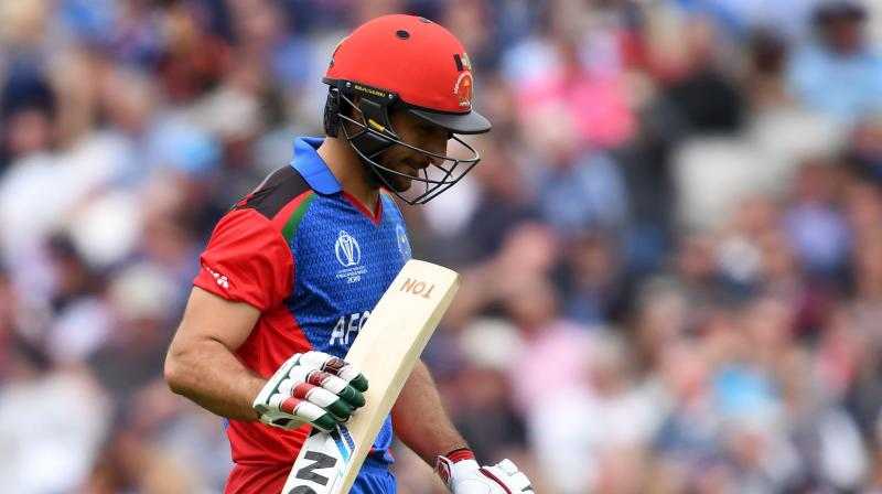 On the eve of the England match, some members of the Afghanistan team were involved in an altercation at a restaurant in Manchester. (Photo: AFP)