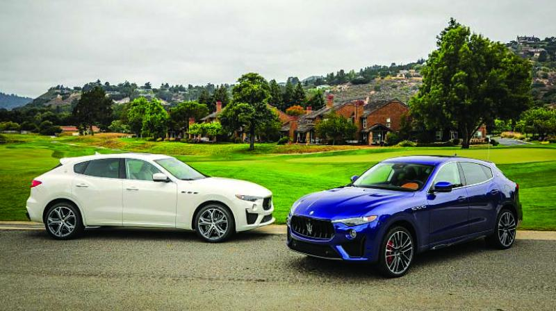 FCA is now present in the country only through its Jeep brand and Maserati, and PSA has made an announcement to enter the market with a mid-sized Citroen SUV next year, and its DS brand.