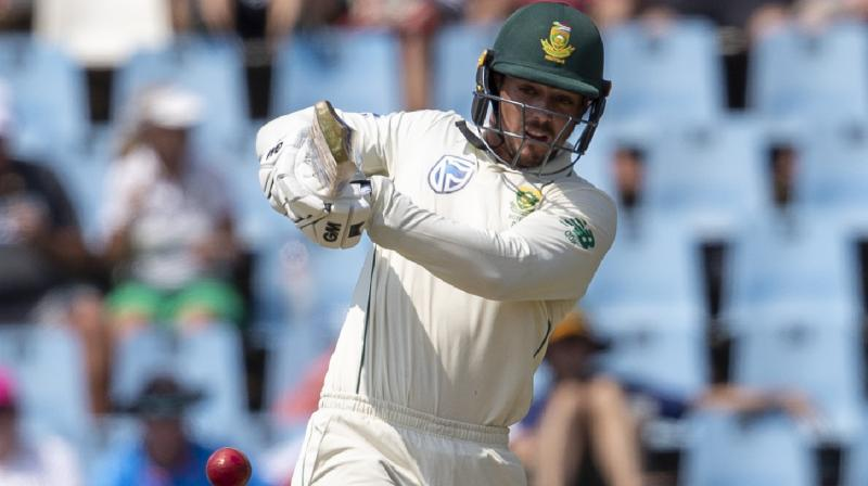 After playing a 95-run knock against England on the first day of the first Test, South Africa's Quinton De Kock said it felt like he was playing his debut game all over again. (Photo:AP)