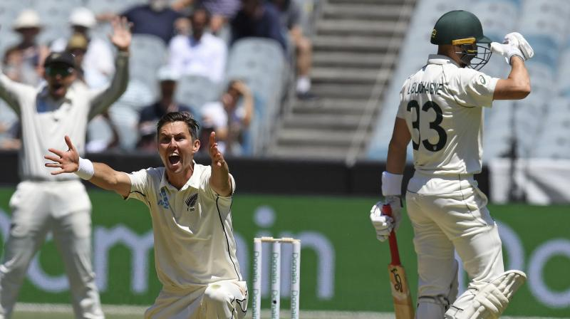 Cricket Australia's CEO Kevin Roberts has said that the Melbourne Cricket Ground (MCG) Test is one of the two most iconic matches on the planet, alongside the one at the Lord's Cricket Ground. (Photo:AP)