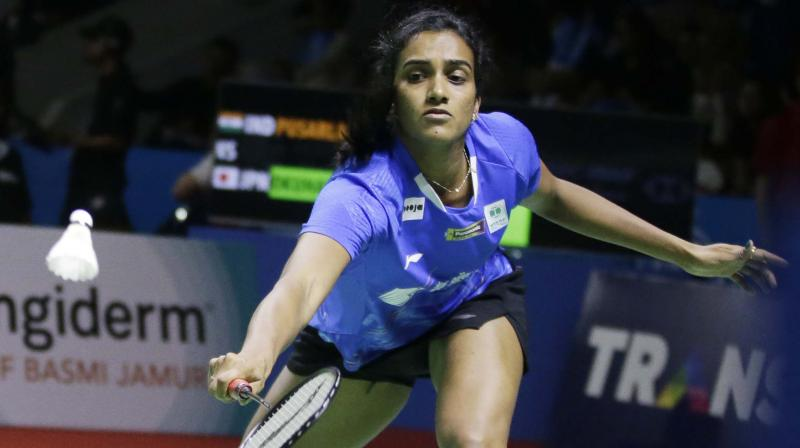 Olympic silver medallist Sindhu took 44 minutes to beat Okuhara in the two straight games. (Photo: AP/PTI)