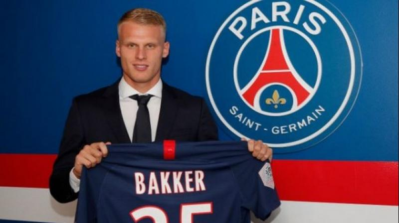 Bakker also pointed out his main qualities saying that he is quick, solid and will aim to play as often as possible. (Photo: Paris Saint German/Twitter)