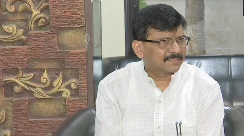 Amid the stalemate continuing over government formation in the state, Raut told reporters here that no fresh proposal has been received from the BJP or sent to it.  (Photo: ANI)