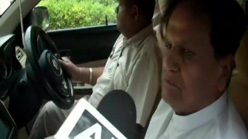 Later, Patel tweeted a letter addressed to Gadkari and wrote in his post,