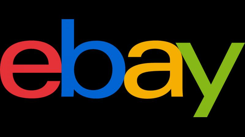 Ebay is one of the largest online retailers in the world.