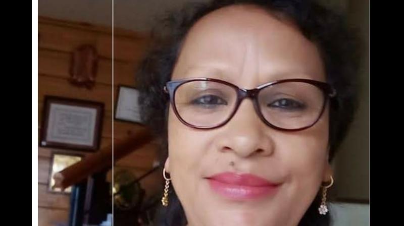 Veteran scribe Patricia Mukhim