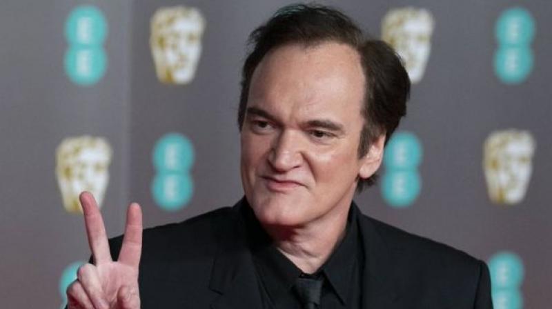 Quentin Tarantino (Twitter)