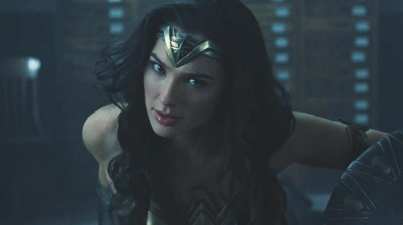 Gal Gadot as Wonder Woman (Twitter)