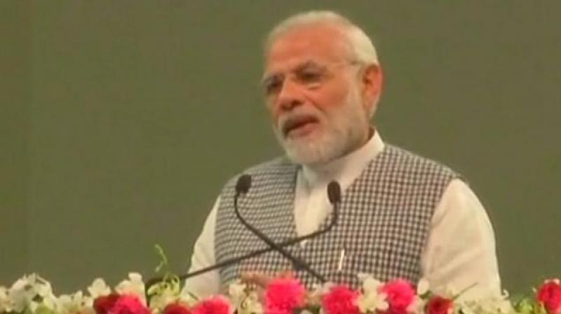 Prime Minister Narendra Modi  (Photo: ANI/Twitter)