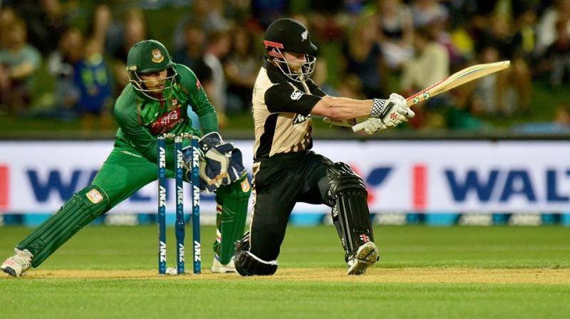 Kane Williamson belted 73 off 55 balls. (Photo: ICC)