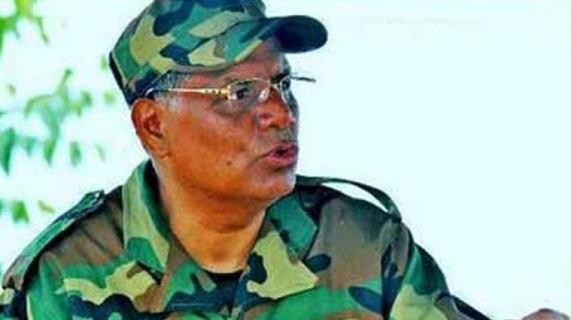 Ulfa (I) chief Paresh Baruah. (Photo: PTI)