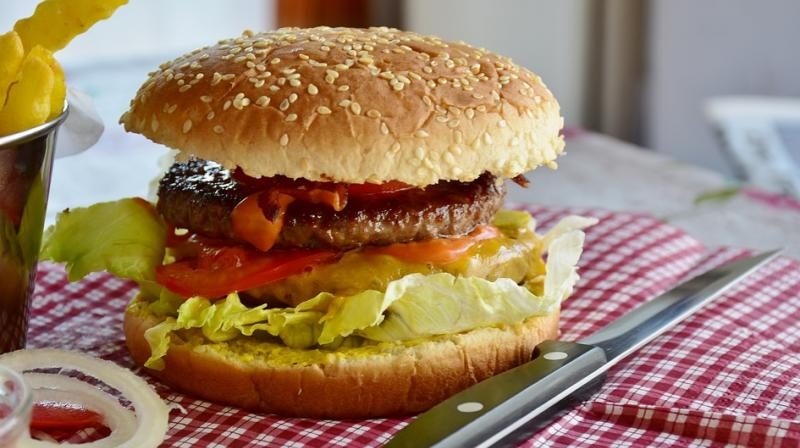 Chinese scientists found that junk food was associated with the chronic lung condition. (Photo: Pixabay)