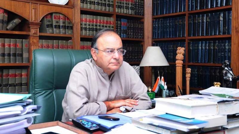 Jaitley died at the All India Institute of Medical Sciences (AIIMS) here on Saturday at the age of 66. He was admitted on August 9 following complaints of breathlessness and restlessness. (Photo: File)