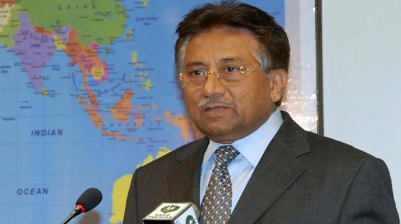 Pakistan's former military ruler Pervez Musharraf (Photo: AFP)
