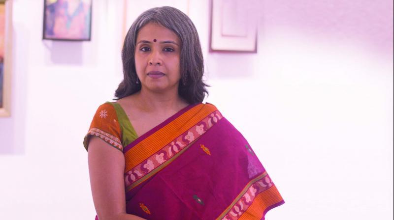 Gayathri Prabhu. (Photo: Michael Ampat Varghese)