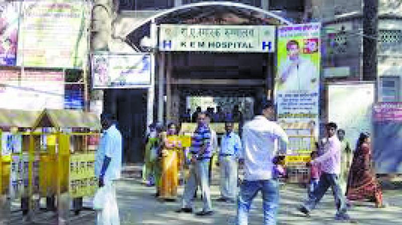 KEM Hospital (Photo: File)