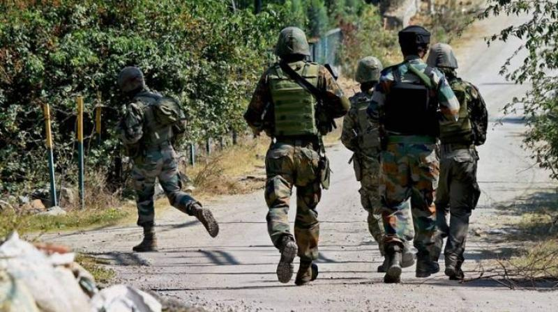 Inspector General of Police, Kashmir, Vijay Kumar, said the slain militants were involved in Thursday's attack on BJP leader Anwar Ahmad's residence in Nowgam. (Representational image: PTI file photo)