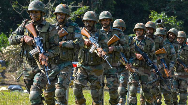 India pulls out of Russia war came over China participation. (PTI Photo)