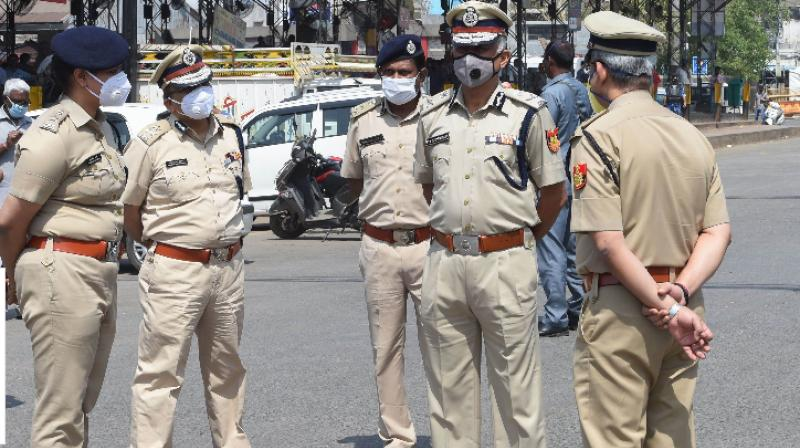 Two suspected members of banned terror group arrested. (Representative Image- PTI)