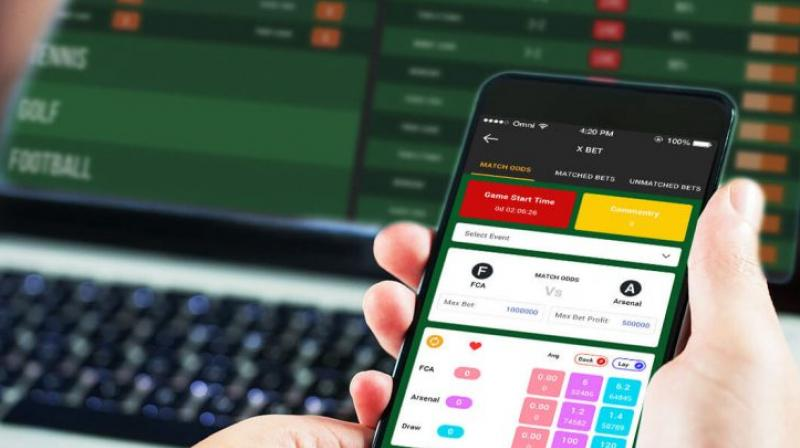 ED freezes 4 bank accounts containing Rs 46.96 cr after raids on firms running Chinese betting apps. (Representative Image)