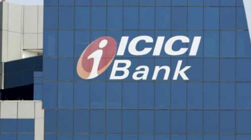 The market valuation of ICICI Bank jumped by Rs 26,620.32 crore to Rs 2,82,550.05 crore, becoming the biggest gainer. (PTI Photo)