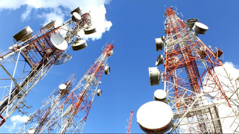 Telecom industry revenue expected to rise 14-15% in current fiscal. (PTI Photo)