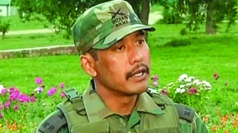 Major Leetul Gogoi (Photo: File)