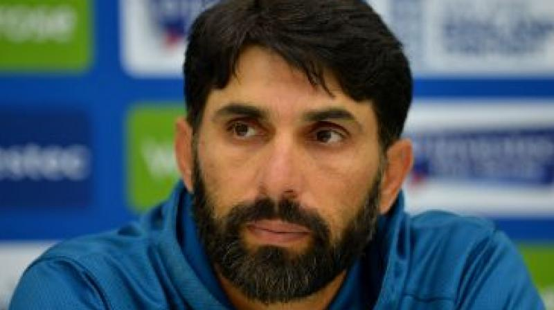 Pakistan's new head coach and chief selector Misbah-ul-Haq has changed the diet and nutrition plans for players in the domestic tournaments and in the national camp. (Photo:AFP)