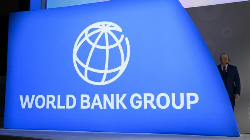 The World Bank. (Photo- AFP)