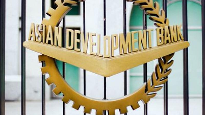 ADB expects India's economic growth to slow down to 4%. (Photo- PTI)