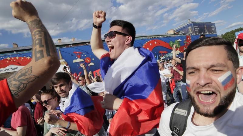 The FIFA World Cup in Russia was kicked off last night on June 14 and will continue till July 15. (Photo: AP)